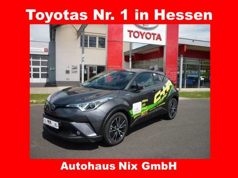 Toyota C-HR Hybrid Team D