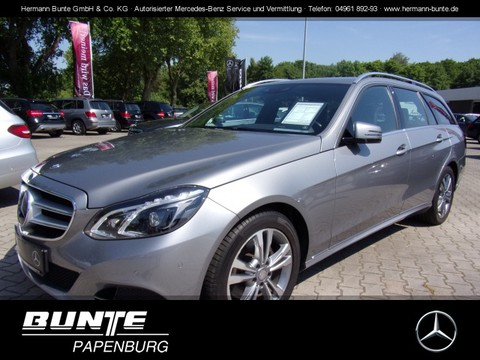 Mercedes-Benz E 250 T Plus SPUR PARK