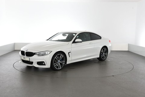BMW 425 d Coupe M Sport Innovationsp Prof