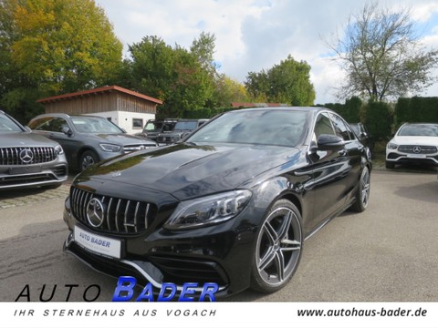 Mercedes-Benz C 63 AMG undefined