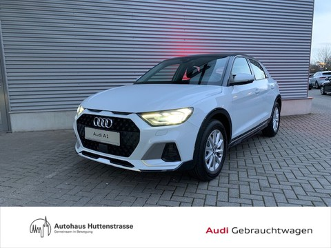 Audi A1 1.0 citycarver 30 TFSI EU6d-T