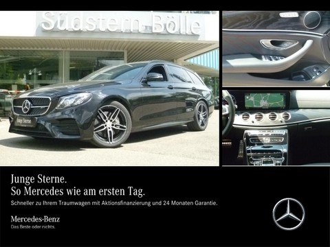 Mercedes E 43 AMG T Night Wide Sitzklima