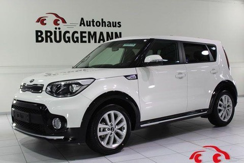 Kia Soul 1.6 CRDI AUTO DREAM TEAM
