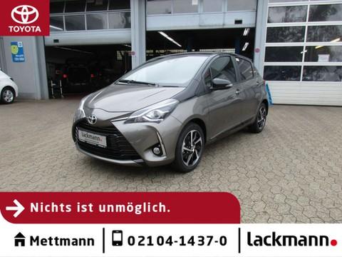 Toyota Yaris 1.5 -Dual-VVT-iE Selection