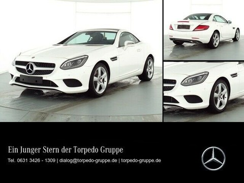 Mercedes-Benz SLC 200 Regen