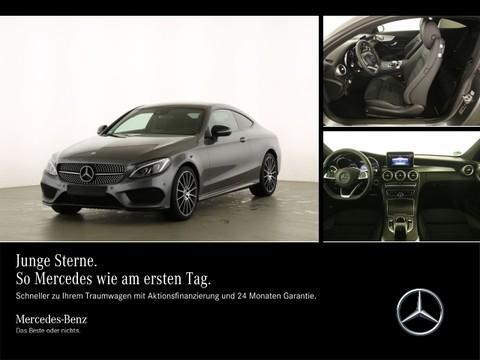 Mercedes C 300 Coupé AMG Nightp PanoDach