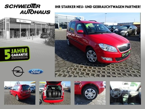 Skoda Roomster 1.6 Ambition Plus Edition