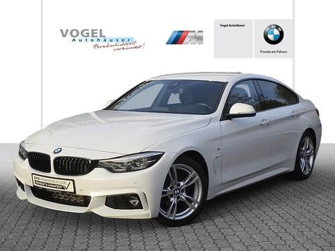 BMW 418 d Gran Coupé Modell M Sport Prof Display