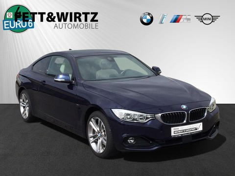 BMW 435 d xDrive Coupe Sport Line Rkam