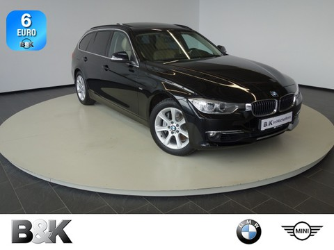 BMW 335 dA xdrive Luxury Line