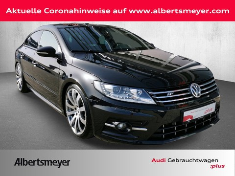 Volkswagen CC 2.0 TDI R LINE FAHRWERK DYNAMIC BLACK