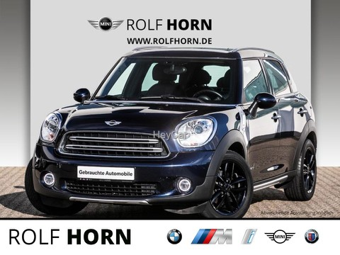 MINI Cooper D Country man ALL4 CHILI Paket