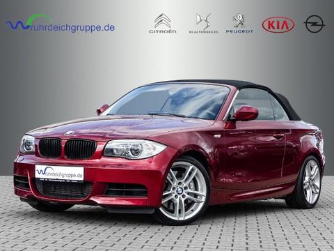 BMW 135 i Cabrio