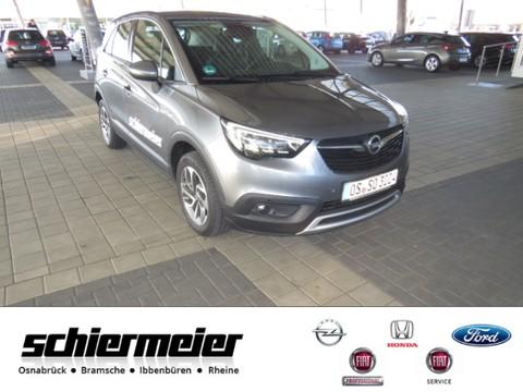 Opel Crossland X Innovation Licht Komfortp 5 Allwetter