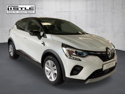 Renault Captur BUSINESS EDITION TCe 140 GPF