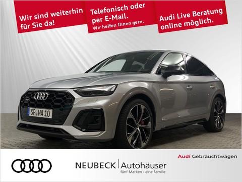 Audi SQ5 Sportback TDi Feinnappa