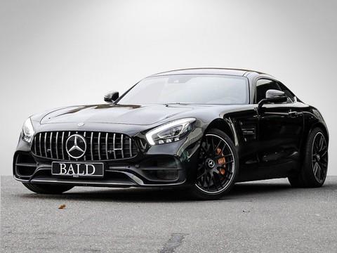 Mercedes-Benz AMG GT S Carbon Burm3D TrackPace Memo