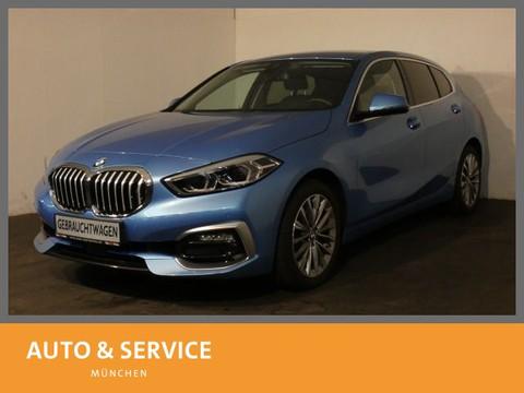 BMW 118 d Luxury Line ||||