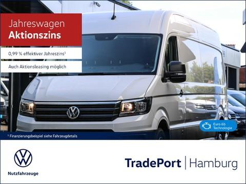 Volkswagen Crafter Kasten Schwingsitz Elektro-Paket