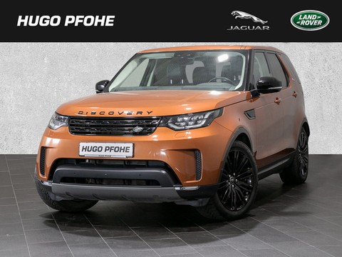 Land Rover Discovery 3.0 HSE TD6 5-tü