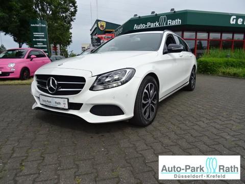 Mercedes-Benz C 200 1.6 l Avantgarde night Paket akt