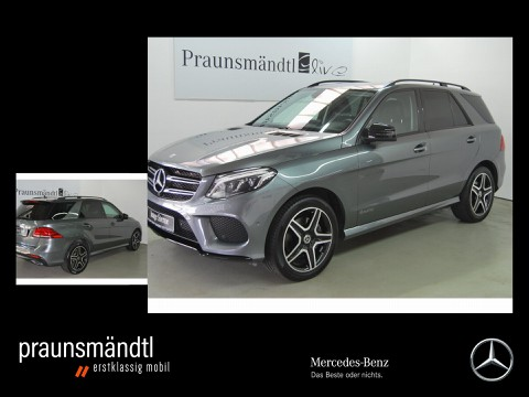 Mercedes-Benz GLE 350 d AMG Night GSD ° Airm Com