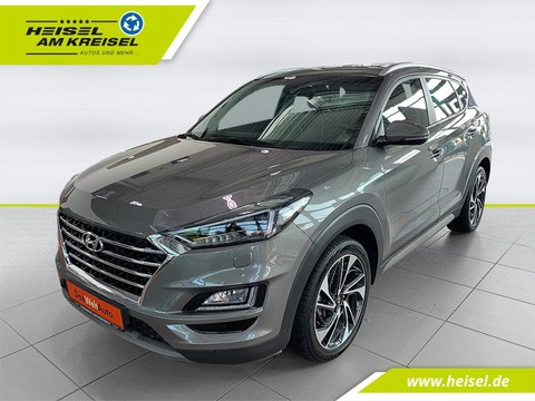 Hyundai Tucson 1.6 Premium (EURO 6d-)(OPF)
