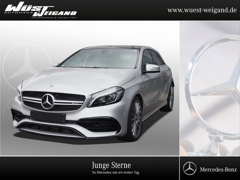 Mercedes-Benz A 45 AMG undefined
