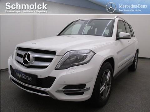 Mercedes GLK 200 Park el