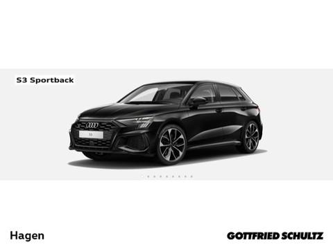 Audi S3 SPORTBACK TFSI im Vorlauf