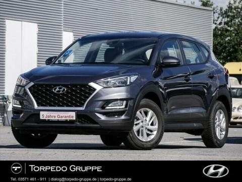 Hyundai Tucson 1.6 132PS M T SELECT