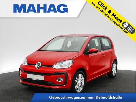 Volkswagen up 1.0 TSI high maps&moreDock 15Zoll