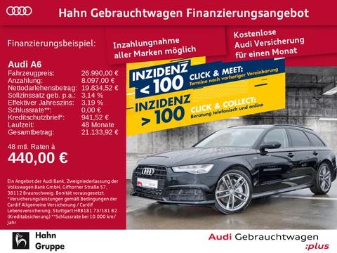 Audi A6 3.0 TDI Avant qu Sline