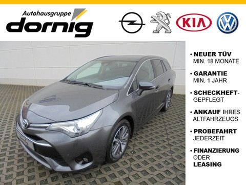 Toyota Avensis 2.0 Sports D Business