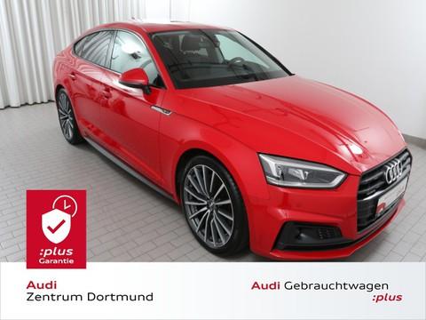Audi A5 2.0 TFSI qu Sportback S line BlackOptik Na