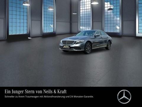Mercedes-Benz C 180 EXCLUSIVE BUSINESS PAK