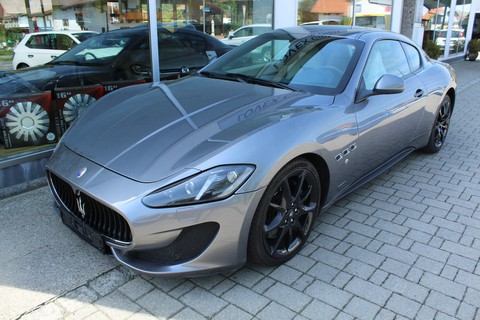 Maserati Granturismo Sport Automatik