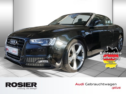 Audi A5 2.0 TDI quattro Cabrio S line