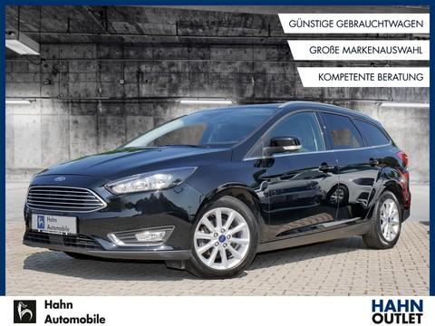 Ford Focus 1.0 EcoBoost Titanium Spurhalteass