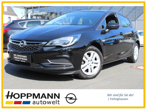 Opel Astra Edition Park Distance Control