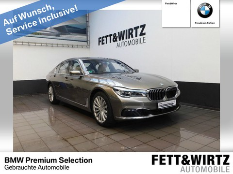 BMW 730 d SAG UD