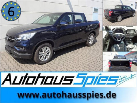 Ssangyong MUSSO 2.2 E-XDI Sapphire Sperrdif Rollcover