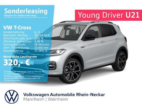 Volkswagen T-Cross 1.0 TSI Style R-Line IQ-Drive