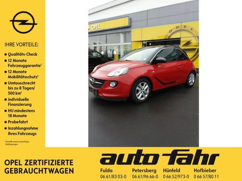 Opel Adam Slam Sportfahrwerk Lenkrad