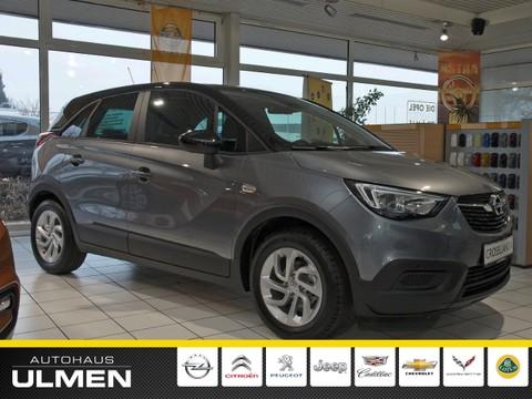 Opel Crossland X 1.2 Edition Beheizb Frontsch Multif Lenkrad