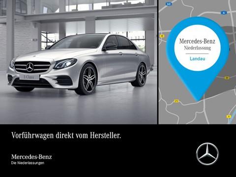 Mercedes-Benz E 220 d AMG Night