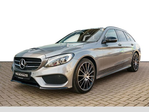 Mercedes-Benz C 180 T AMG NIGHT 19ZOLL PARK