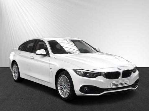 BMW 435 Gran Coupe xDrive D xD Sport Line SAG