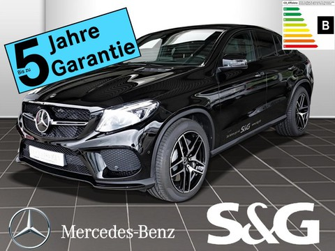 Mercedes GLE 350 8.8 d Coupe AMG NIGHT 900�