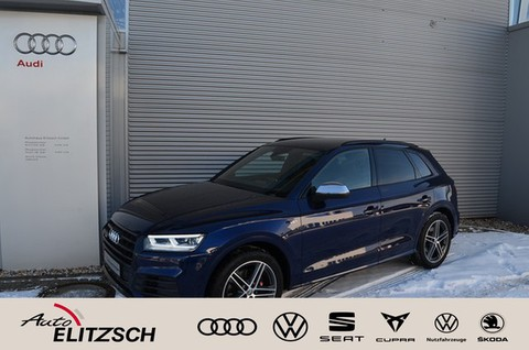 Audi SQ5 3.0 TFSI quattro Technology Selection